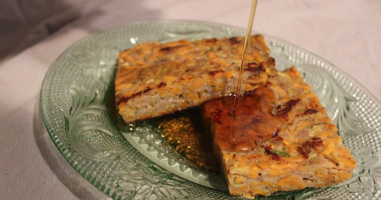 No-Fuss Sweet Potato & Apple Sausages – AIP, Paleo, Whole 30