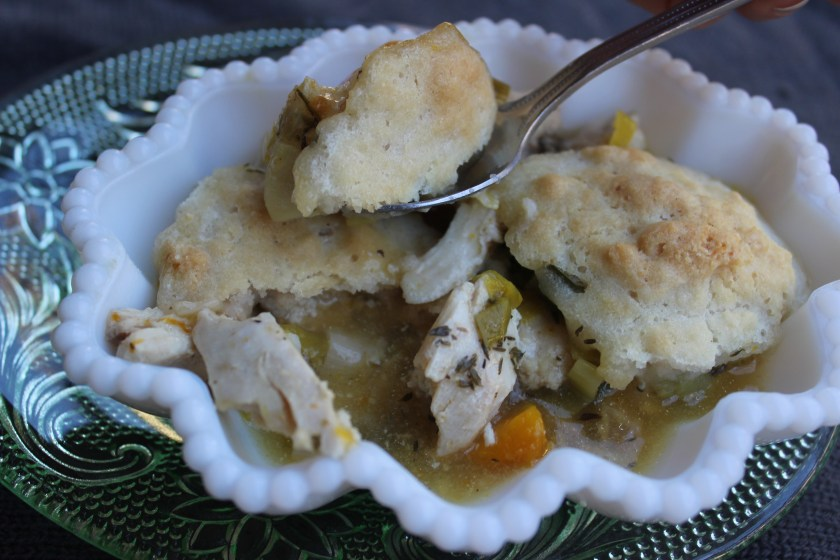 autoimmune protocol aip paleo chicken and dumplings dumplins bake comfort food clean eating healthy gluten free grain free