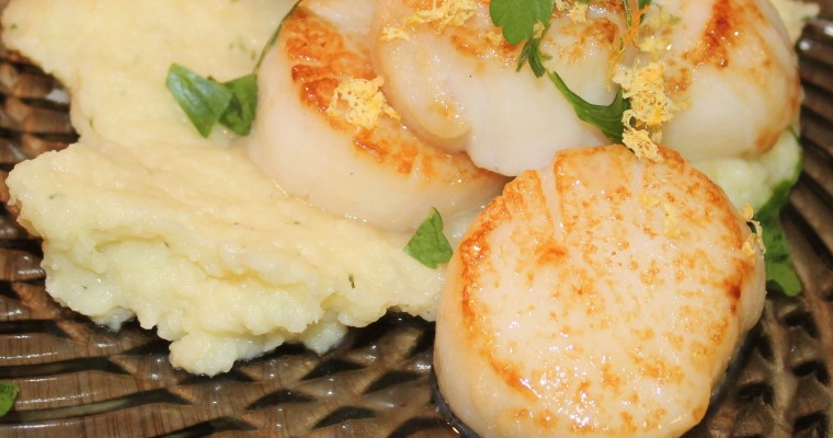 Perfectly Seared Scallops – AIP, Paleo, Low-FODMAP