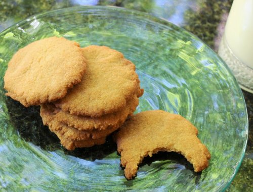 aip paleo honey cookies