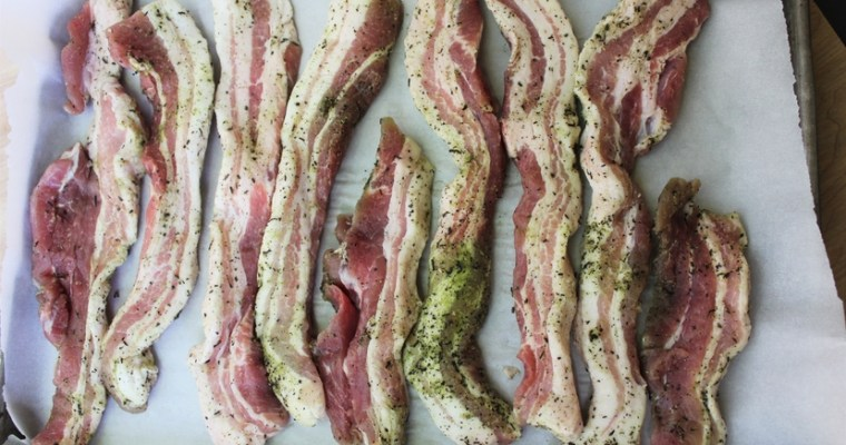 Homemade Uncured Bacon – AIP, Paleo, Whole 30