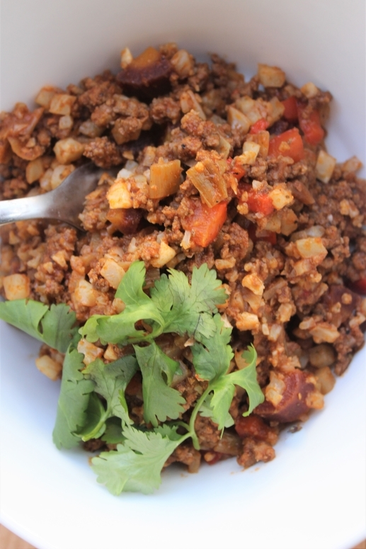 cajun paleo red beans rice