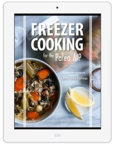 Freezer Paleo AIP