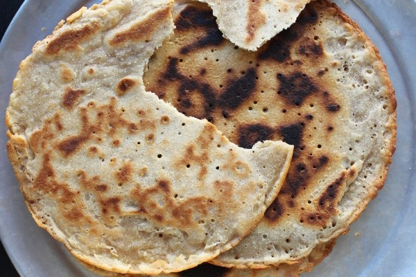 Crisped Flatbread