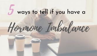 how tell hormone imbalnace adrenal fatigue thyroid hashimotos hypothyroid