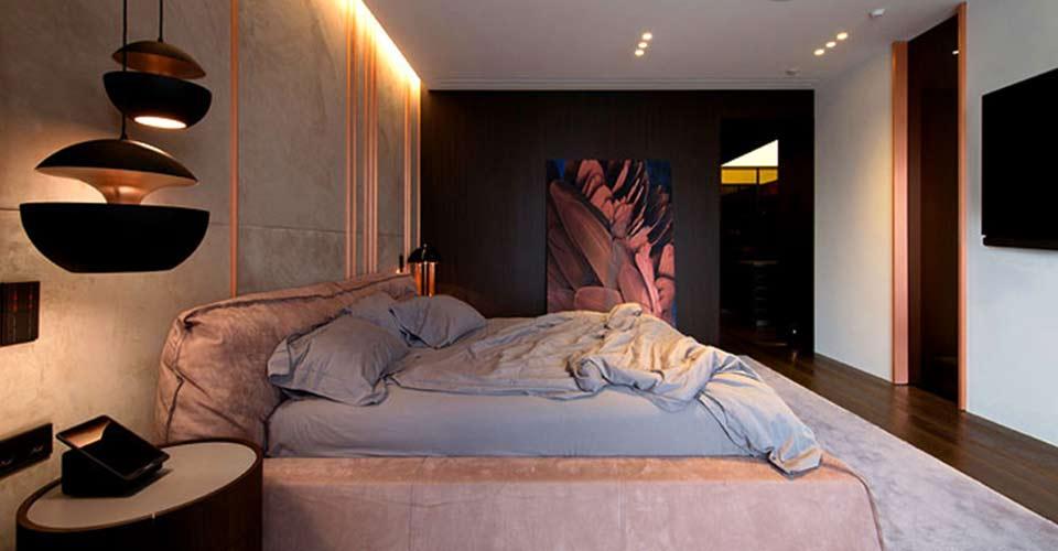 Bedroom Designs For Him.