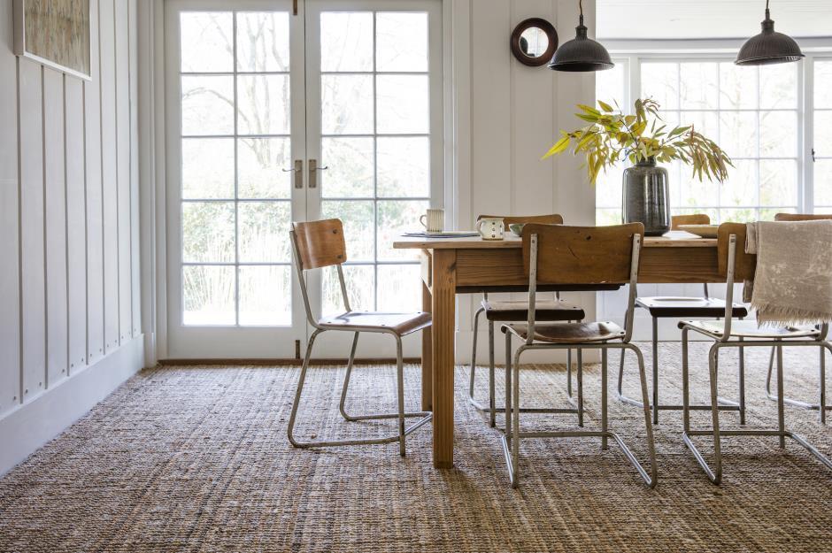 Jute flooring ideas