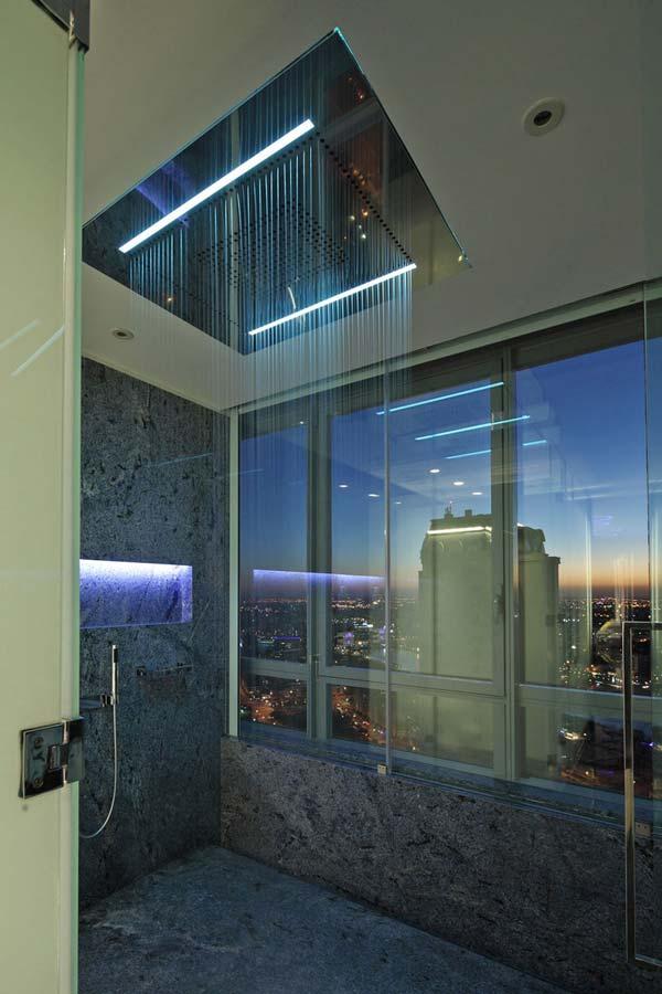 Luxurious shower designs ideas