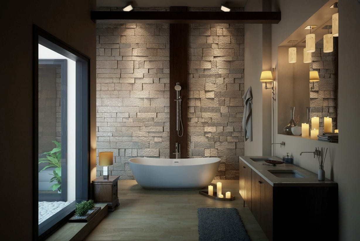 Shower bathtub design ideas