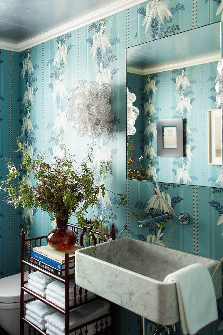 VINTAGE FLORALS bathroom ideas