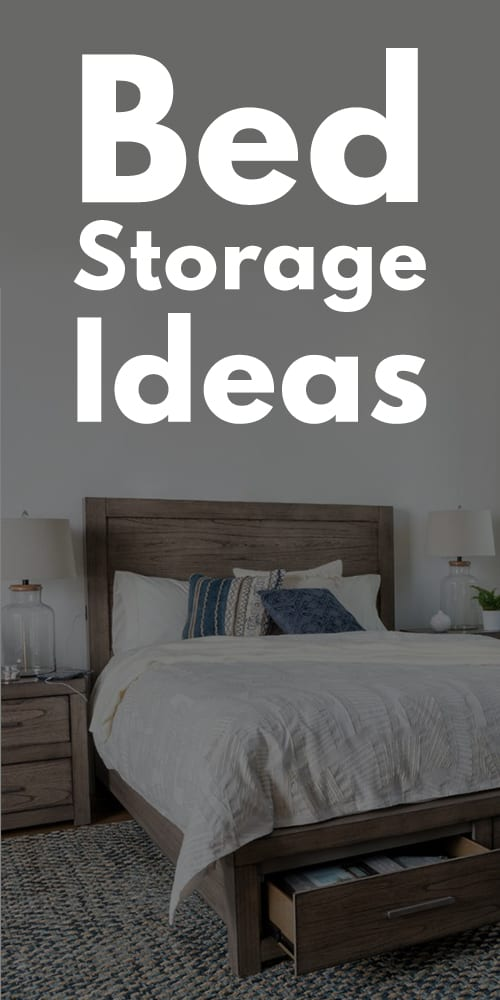 17 Fantastic Bed Storage Ideas!