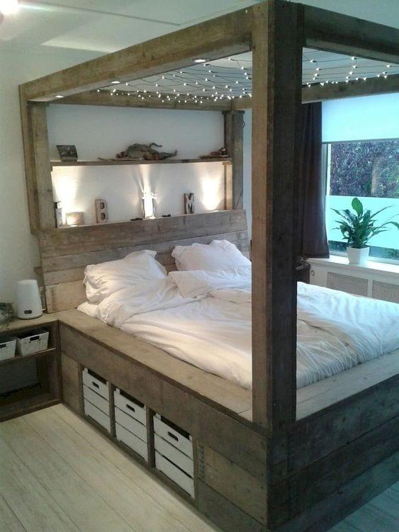 Astonishingly Bed Storage Ideas