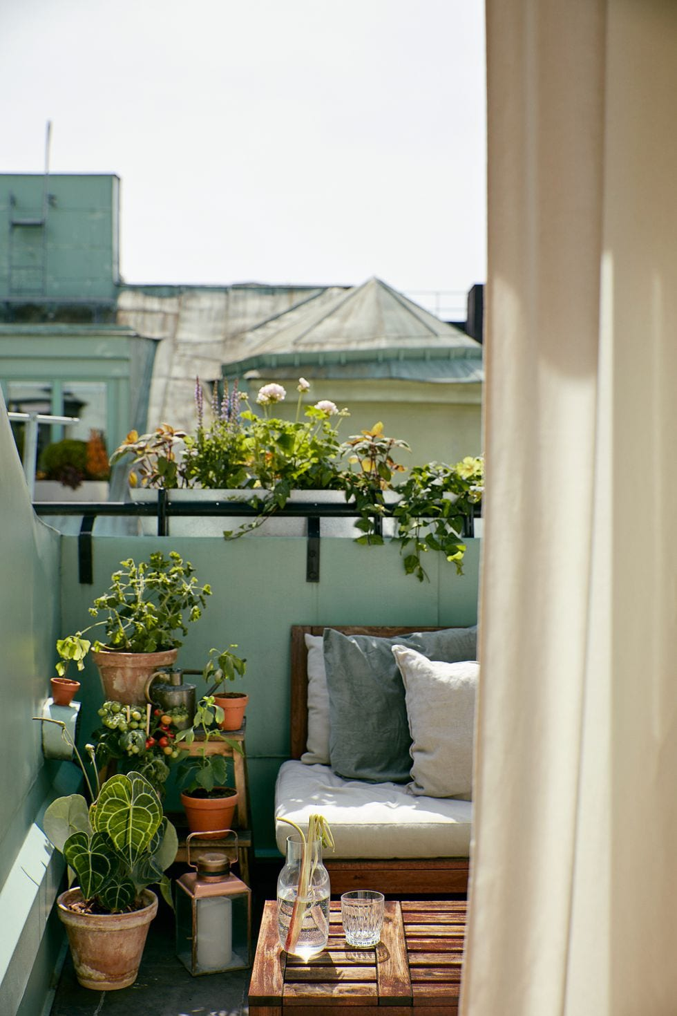 Beautiful Balcony Ideas