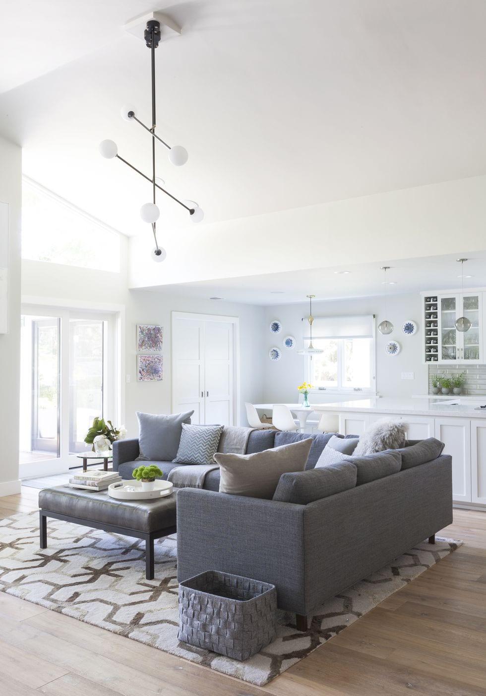 Bright living room sofa ideas