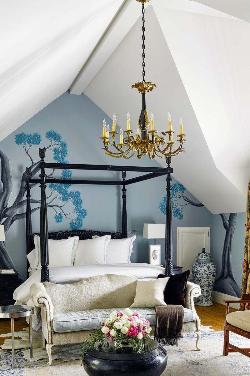 Cathedral-style ceiling Design Ideas For Bedrooms