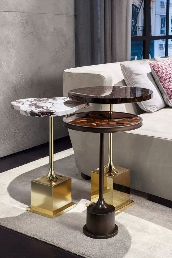 Classic Sidetable Ideas For Bedroom