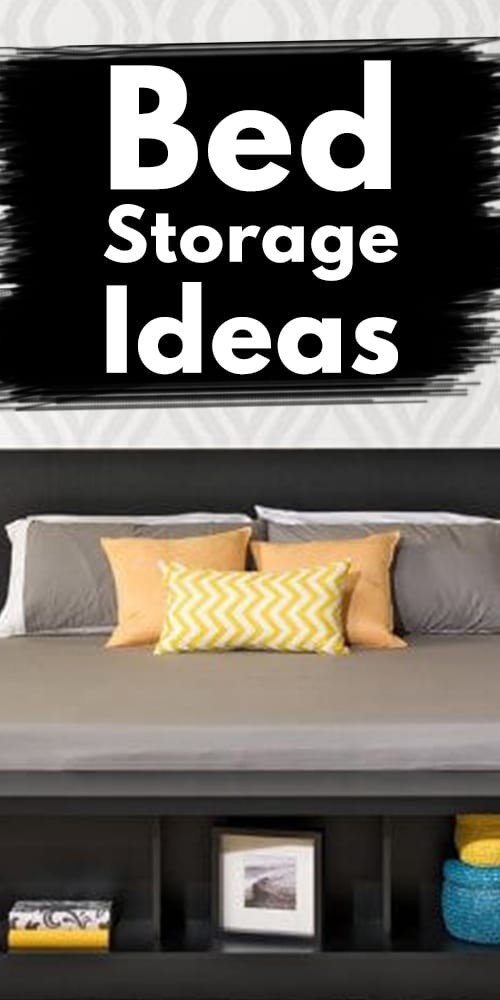 Fantastic Bed Storage Ideas.