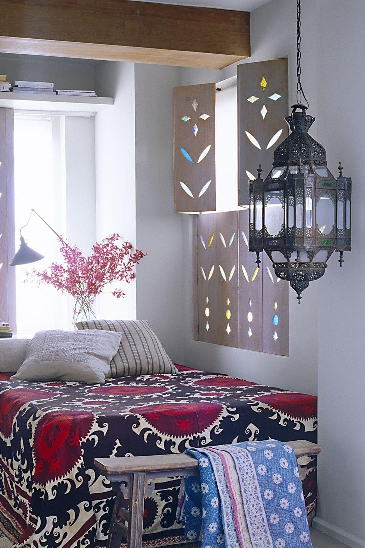 Lantern Bedroom Lamp Ideas