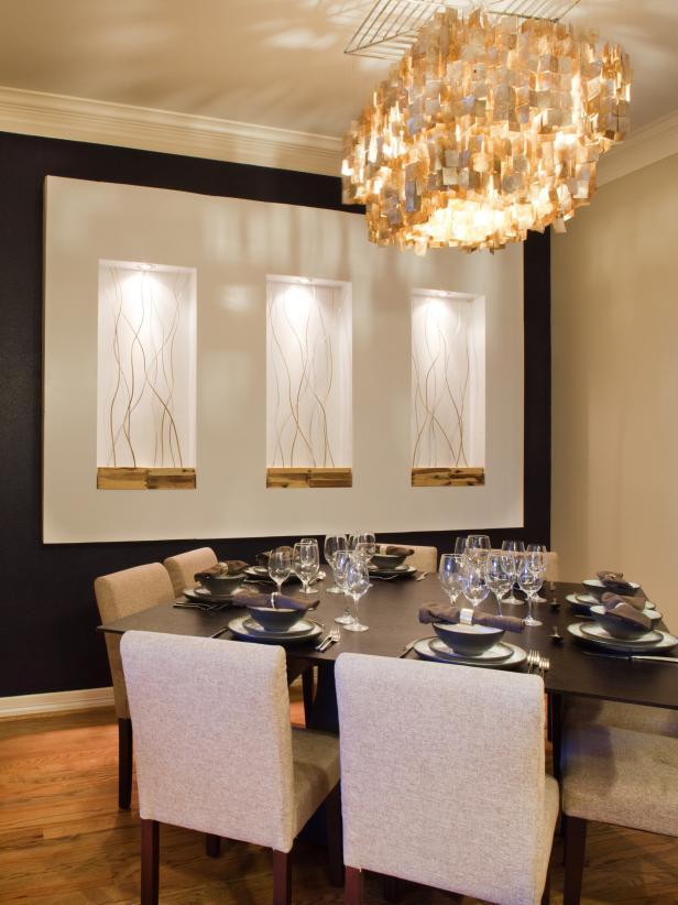 Lavish dining room design ideas