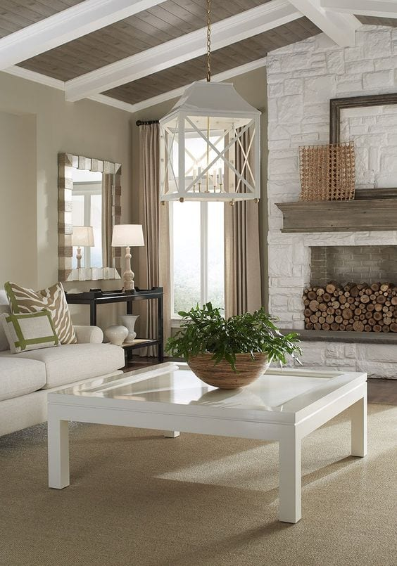 MALIBU STYLE LIVING ROOM DECOR IDEAS