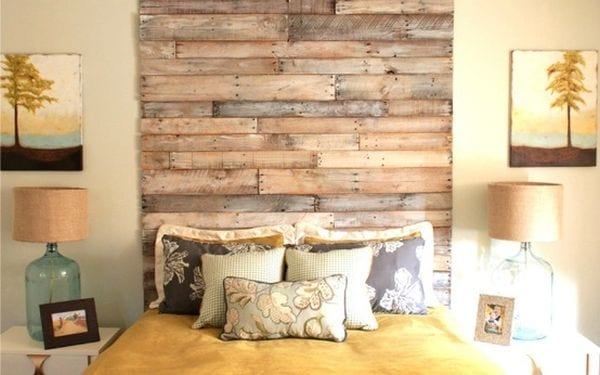 Pallet headboards ideas