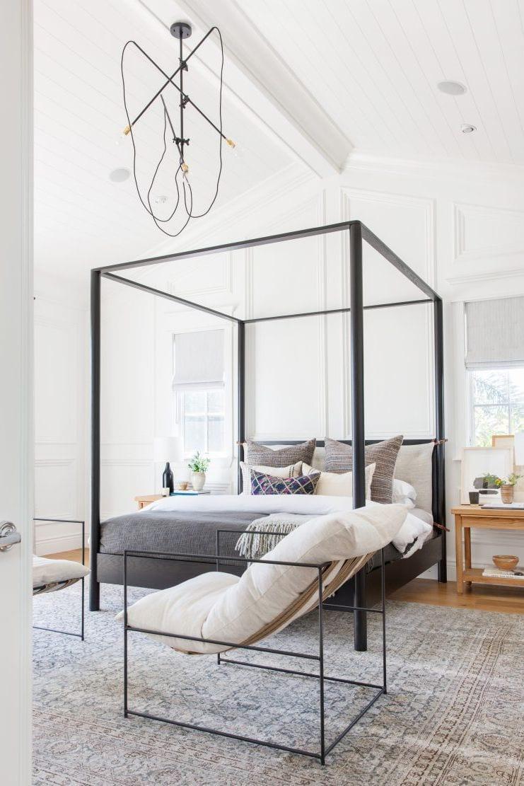 Paneling Bedroom Ceiling Design Ideas