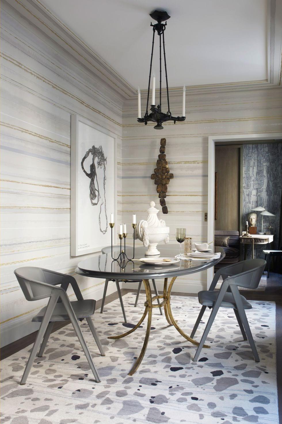 Preety dining room design ideas