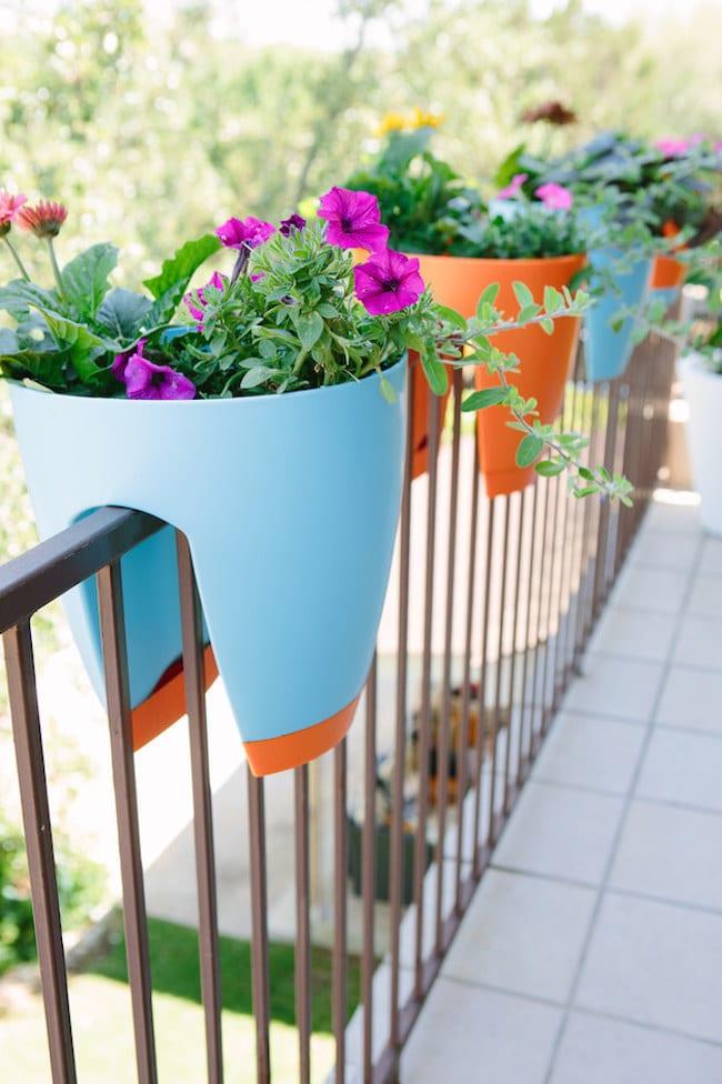 Pretty Balcony Garden Ideas