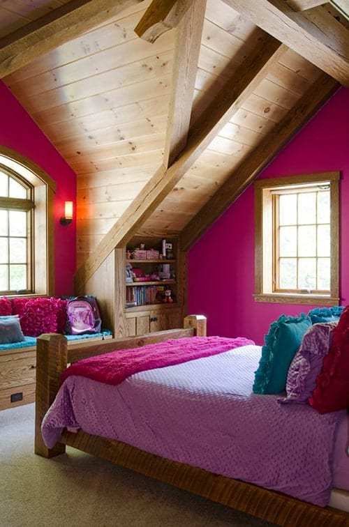 Rustic bedroom Ideas For Girls
