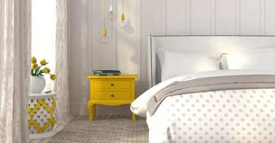Simple And Classic Sidetable For Bedrooms!