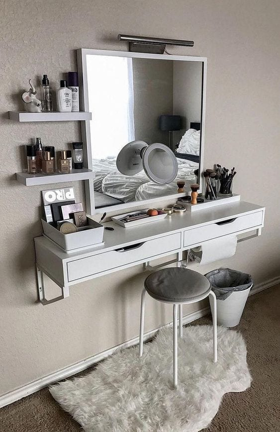 Simple and beautiful dressing table designs