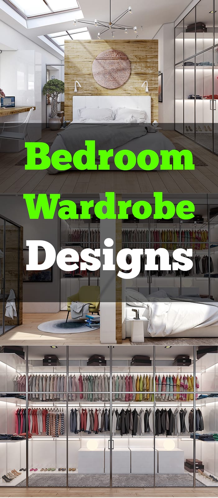 Beautiful Bedroom Wardrobe Design Ideas.