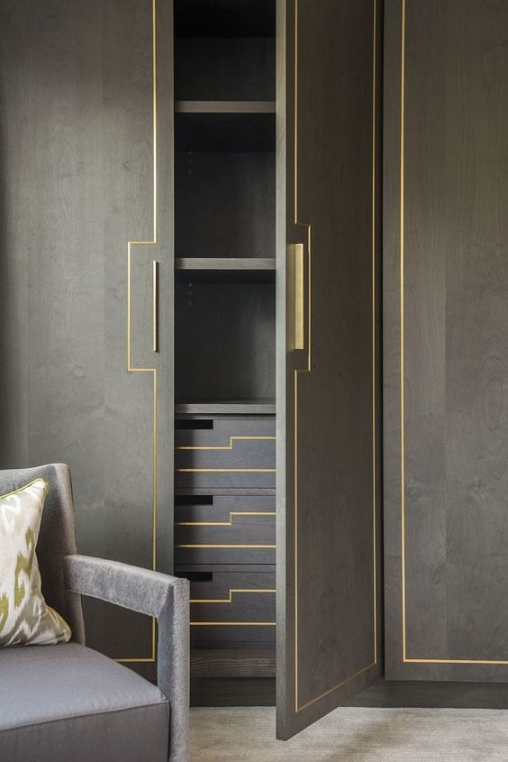 Wooden Wardrobe Ideas For Bedrooms