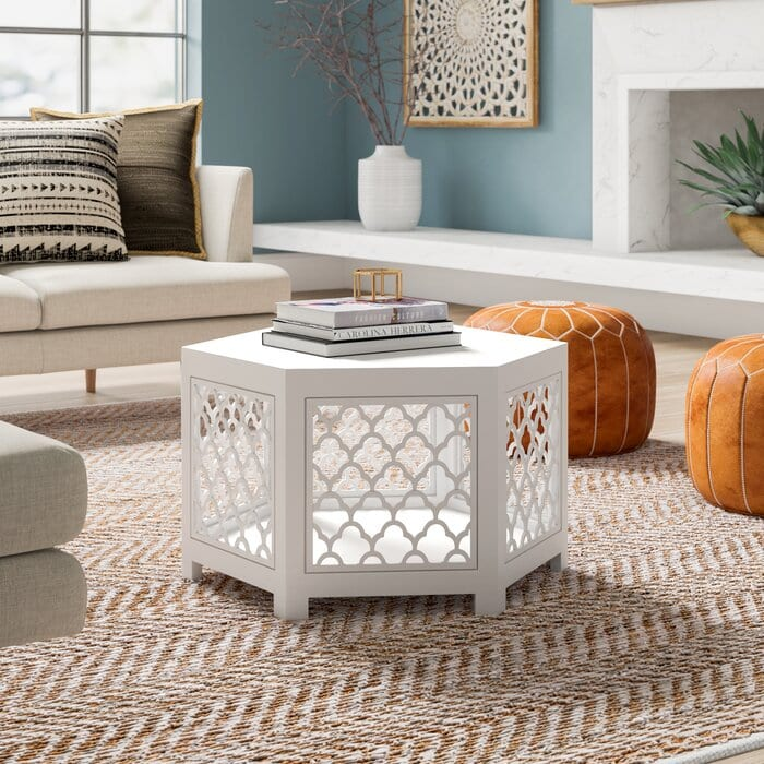 Cute Coffee Table Ideas for Living Rooms