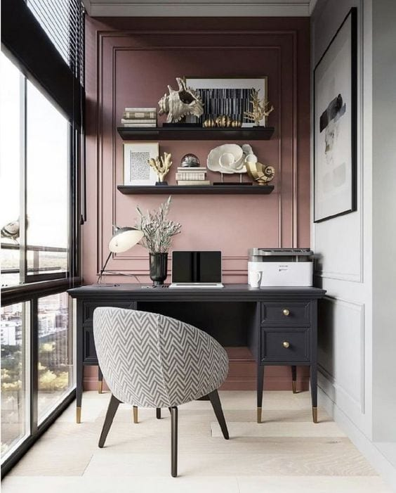 Small Room Home Office Ideas