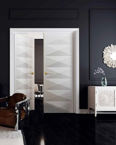8. Luxurious art deco style door one should look out before renovating your home