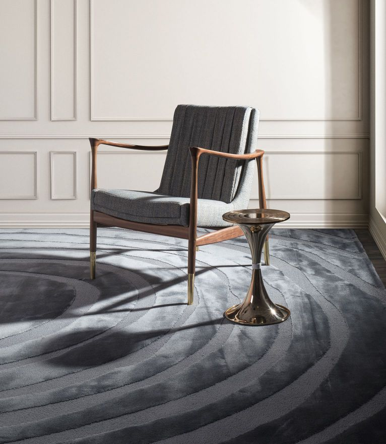 28. Plush Twirled Rug That Will Elevate Your Room