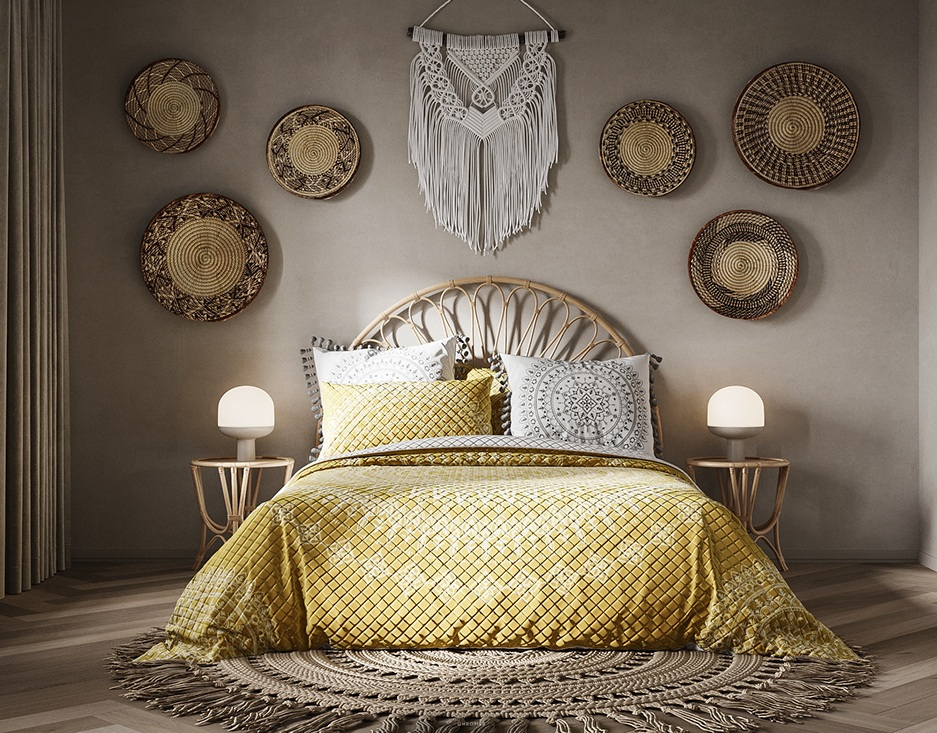 13. Boho Style Home Decor ideas