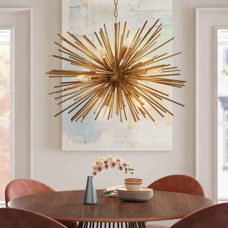 Elegant Chandeliers To Light Up Your Space