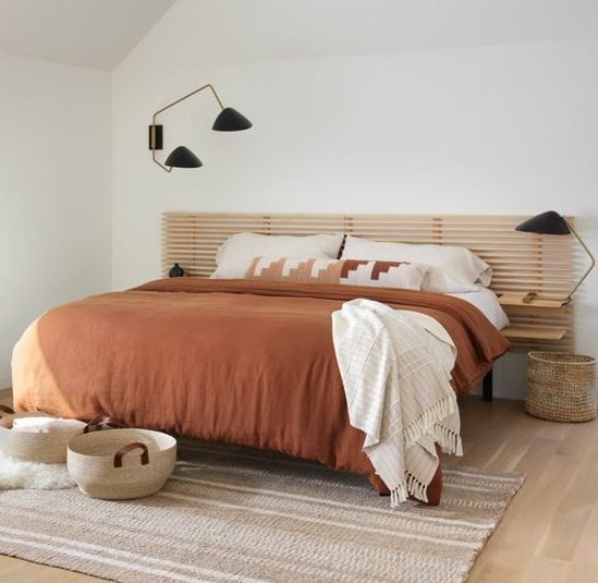 Minimal Bedroom Ideas for people who like to keep it simple and sober