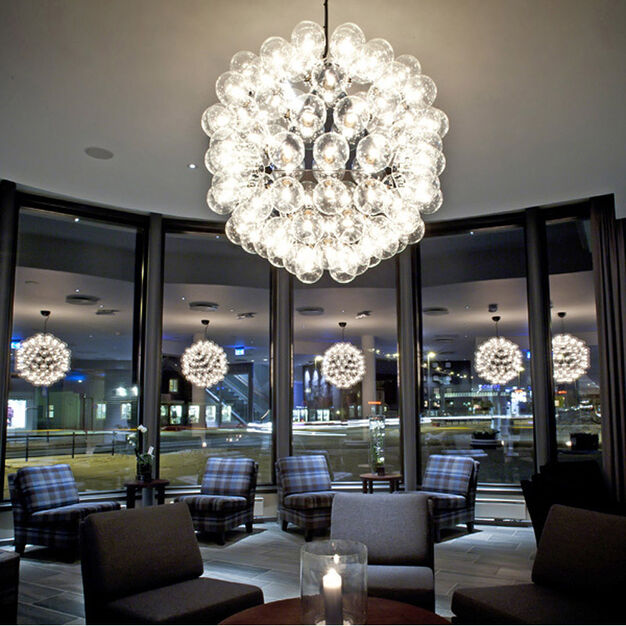 Stunning Dandelion Chandelier for Living Rooms