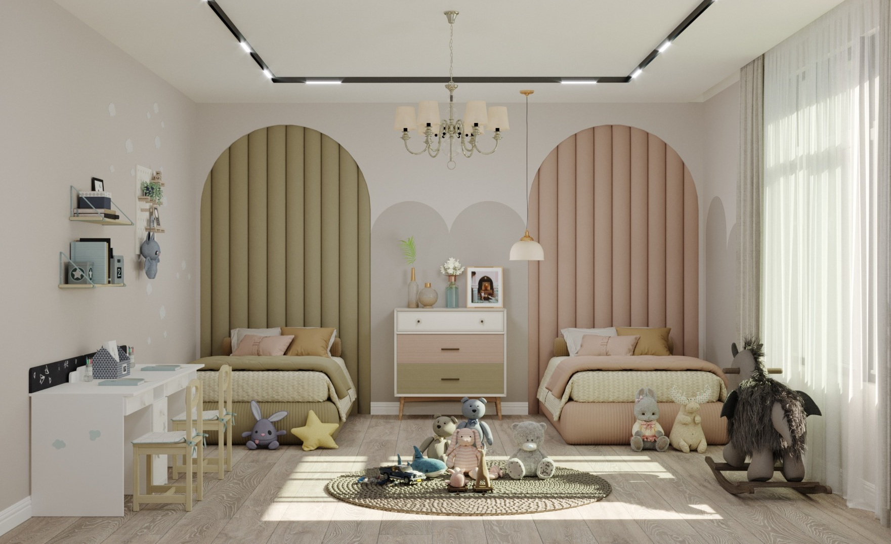 20 Best Kids Shared Bedroom Ideas That Your Kids Will Love