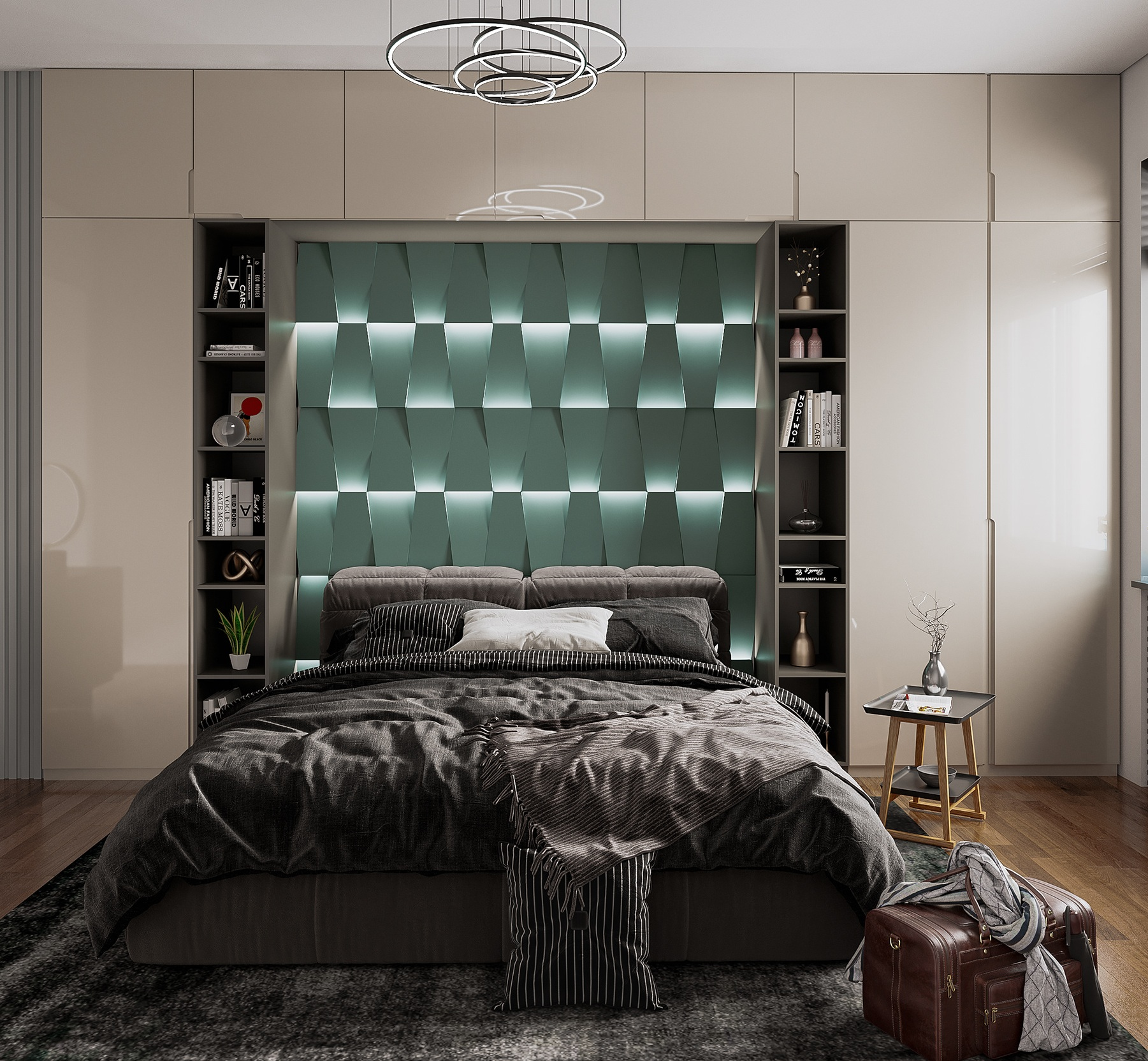 Cool Black Bedroom Ideas For Your Master Bedroom