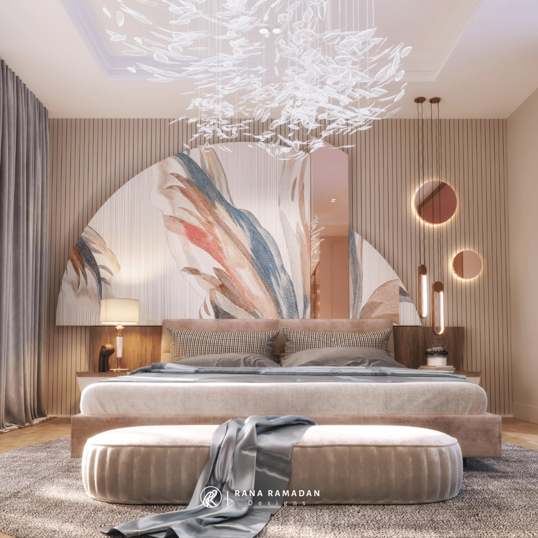 Modern and Stylish Room Decor For Master Bedroom