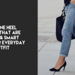 10 Cone Heel Styles That Are Simple And Smart For Your Everyday Outfit
