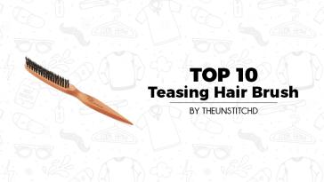 Top 10 Best Teasing Hair Brush for Women