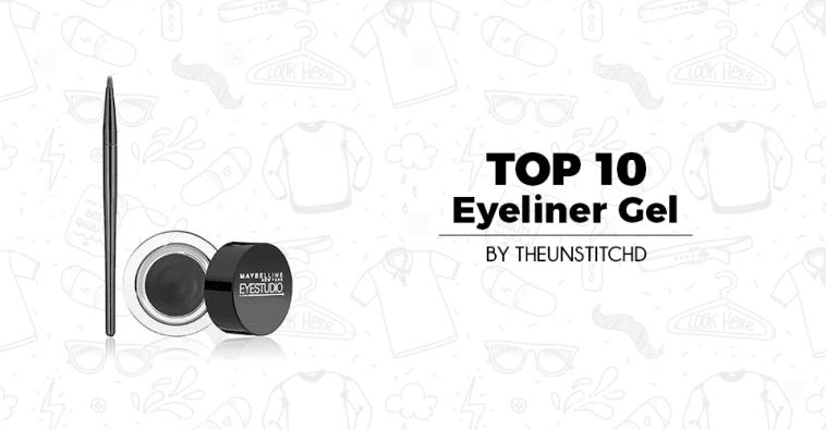 Top 10 Best Gel Eyeliner for Women