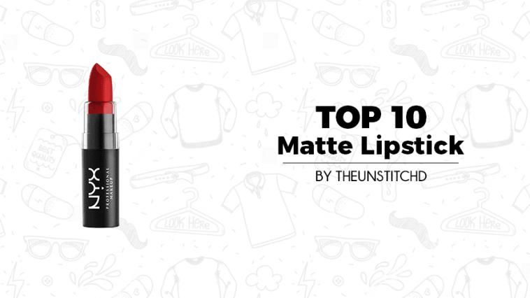 Top 10 Best Matte Lipstick for Women