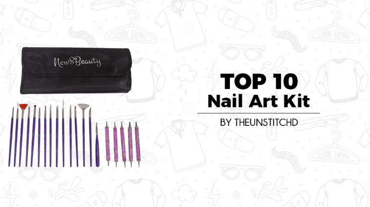 Top 10 Best Nail Art Kit for Women