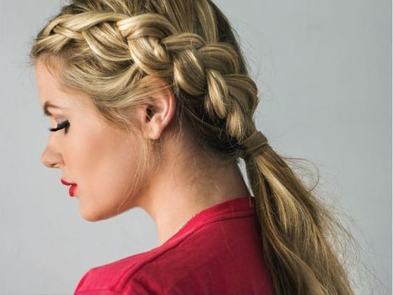 10 Tips On Styling And Making The Perfect Dutch Braid Pigtail